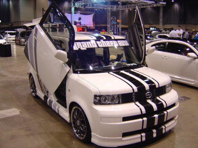 Grand Thieft Auto Scion Xb Concepts Supercars Tuning And Custom