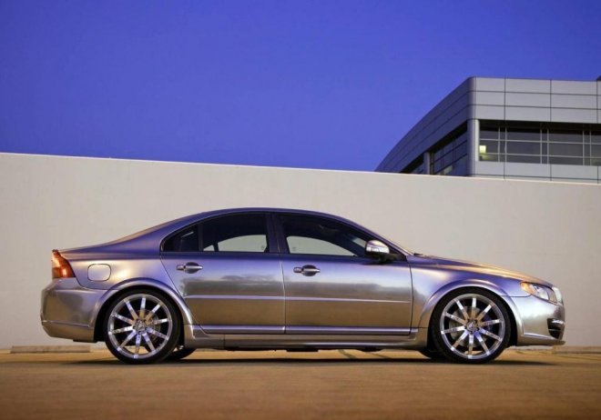 2007 Volvo S80 T6 HPC Aluminum Paint | Concepts, Supercars, Tuning and ...